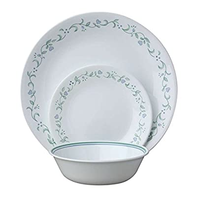 Corelle Livingware Dinnerware Set, Country Cottage -  - kitchen-tabletop, kitchen-dining-room, dinnerware-sets - 41%2BUGvzh8GL. SS400  -