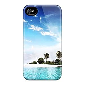 Awesome Design Island Hard Cases Covers For Iphone 6