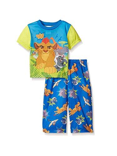Disney Toddler Boys the Lion Guard 2pc Pajama Pant Set, Assorted, 2T