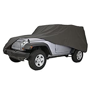 Classic Accessories 10-020-251001-00 OverDrive PolyPro III Heavy Duty Jeep Wrangler Cover