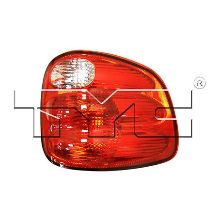 Fits 2000-2003 Ford F-150 Tail Light Passenger Side NSF Certified FO2801178 - Replaces YL3Z 13404 AA ;Flareside; w/o Lightning; from 2/12/00; regular/super cab