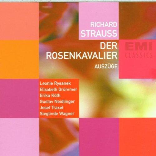 (Der Rosenkavalier (highlights): Rysanek, Grummer, Koth)