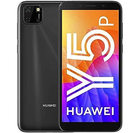 Huawei Y5P - Smartphone 32GB, 2GB RAM, Dual Sim, Midnight Black: Amazon.es: Electrónica