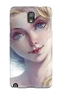 Best 1031662K33781732 Faddish Elsa Case Cover For Galaxy Note 3