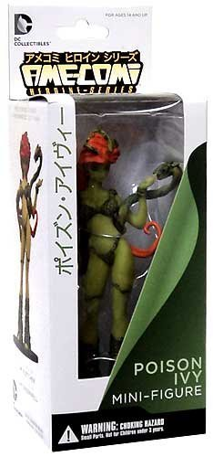 DC Direct Ame-Comi Heroine Mini PVC Figure Poison - Ivy 1 Action Figure Poison