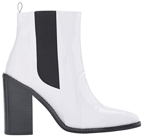 Lori Ankle Women's Sana White Bootie Sol Patent Boot PxIE7n7q