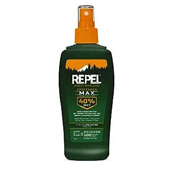 Repel 94101 HG-94101 Bee Sportsmen Max Formula Spray Pump 40% DEET, 6 fl oz, 6 oz - 1 Count