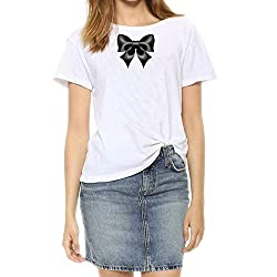 Independent Newbie Nothing Letter Rose Print Female T Shirts Women Short Sleeve Casual Clothing Woment Shirt Wm005 Xl