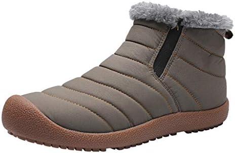 ღLILICATღ Zapatos para Hombre Botas Calientes De Invierno para ...