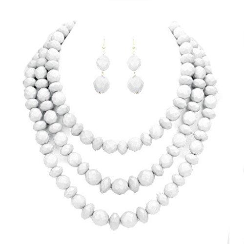 Affordable Wedding Jewelry Uniklook Fashion Layered Strands