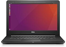 Dell Vostro 3468 14-inch Laptop (7th Gen Core i3-7100U/4GB/1TB/Ubuntu 14.04/Integrated Graphics)