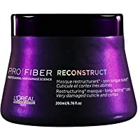 Loreal Pro Fiber Reconstruct Hair Mask 200ml With Ayur Product In Combo