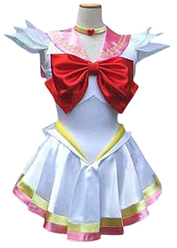 Ace Halloween Adult Women's Sexy Sailor Moon Costume Plus Size (US 8) (Plus Size Sailor Moon Costume)