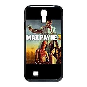 Samsung Galaxy S4 9500 Cell Phone Case Black Max Payne 3 SUX_965169