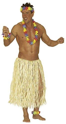 Widmann Jupe hawaienne raphia Color paille