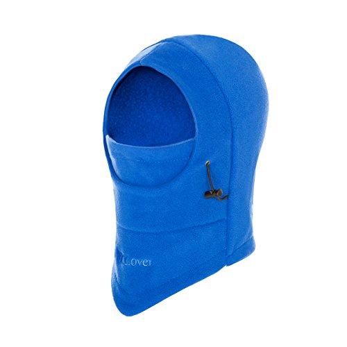 939cb221c5c Lover Children s Double-deck Winter Windproof Cap Thick Warm Face Cover  Adjustable Ski Hat Apparel - Buy Online in Oman.