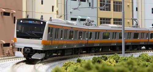 KATO Nゲージ E233系 中央線 基本 6両セット 10-541 鉄道模型 電車 B0013NCONY