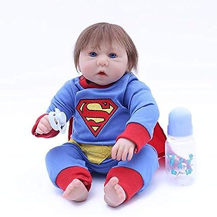 Amazon.com: OtardDolls Muñeca Reborn de 18.0 in, muñeca de ...