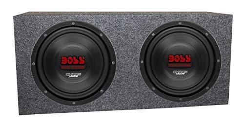 Subwoofer Boxes Car Audio (2) Boss CH10DVC 10