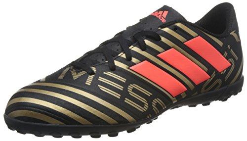 adidas Herren NEMEZIZ Messi Tango 17.4 TF Fußballschuhe Mehrfarbig (Cblack/Solred/Tagome Cp9070)