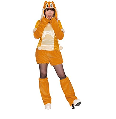 Disney's Chip and Dale -- Dale Pullover Costume -- Unisex Adult Costume (Chip And Dale Chipmunk Costumes)