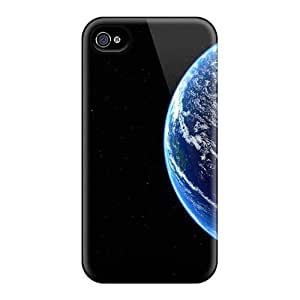Protection Case For Iphone 4/4s / Case Cover For Iphone(earth)