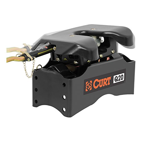 CURT 16536 Q20 5th Wheel Hitch with Roller