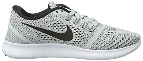 discount discounts sale online Nike Womens Free RN Running Shoe White/Black/Pure Platinum 8 cheap sale nicekicks outlet prices discount best CokFy2h9