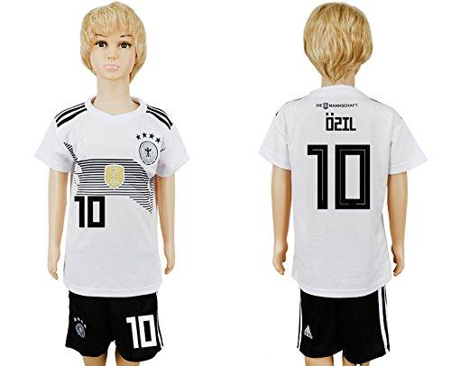 2018 World Cup jersey APPAREL メンズ B07BTT66DV M(135-145CM)|Ozil Ozil M(135-145CM)