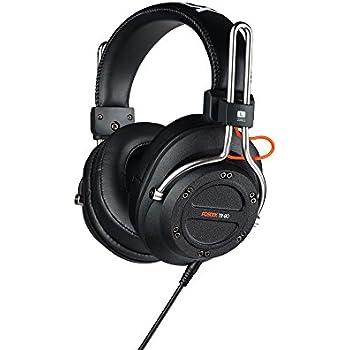 Amazon.com: Fostex TR-80-250 Closed-Design Dynamic Stereo