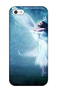 For AnnaSanders Iphone Protective Case, High Quality For Iphone 5/5s Fairy Fantasy Abstract Fantasy Skin Case Cover