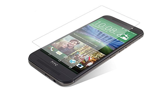 ZAGG InvisibleShield Glass Case Friendly Screen Protector for HTC One M9