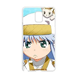 Toaru Majutsu no Index Samsung Galaxy Note 4 Cell Phone Case White hebg