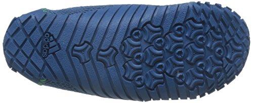 adidas  Kurobe K, Jungen Aquaschuhe turquoise/rose foncé/turquoise Blu (Azubas/Verene)