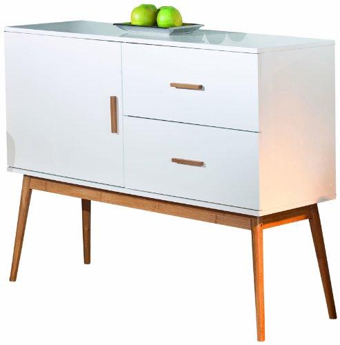 Links-20901700-Kommode-Bambus-Retro-Design-Anrichte-Wohnzimmer-Wohnkommode-1-trig-2-Schubladen