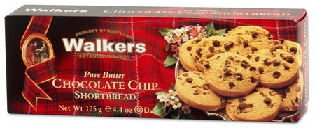 (Walkers Classic Shortbread Chocolate Chip - 4.4 oz)