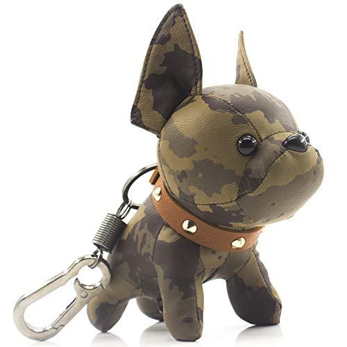 french bulldog key ring - 5