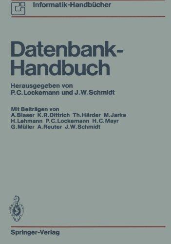 Datenbank-Handbuch (Informatik-Handbücher) (German Edition)