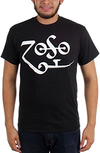 Jimmy Page Zoso T-shirt - 5