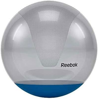 Reebok - Balón para gimnasia (65 cm, incluye DVD y bombín), color ...