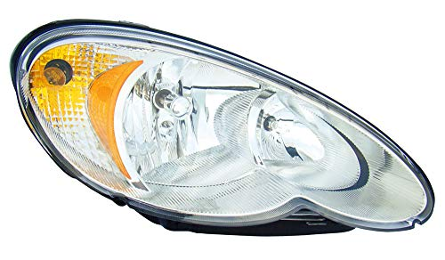 For 2006 2007 2008 2009 2010 Chrysler Pt Cruiser Headlight Headlamp Assembly Passenger Right Side Replacement CH2503164