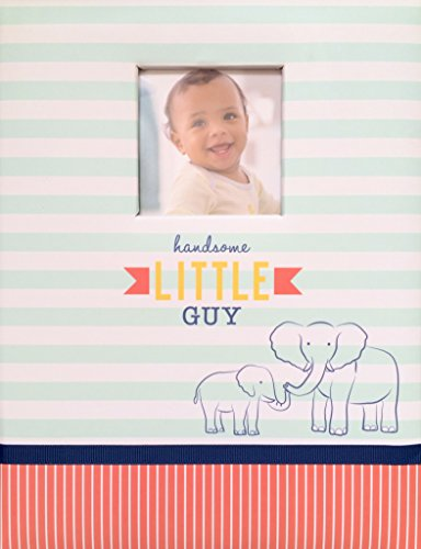 Carter s Baby s 1st Record Memory Book Keepsake First 5 Years Handsome Little Guy Baby Boy