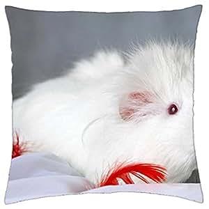 Cute fellow - Throw Pillow Cover Case (18
