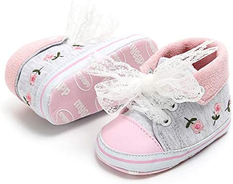Sneakers Newborn Walking Canvas Toddler