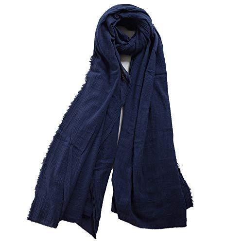 Men Medieval Scarf Brown Black Blue Wrap Cloak Primitive Hood Mittelalter Shoulder Cowl,Deep Blue