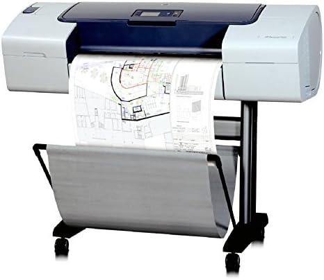 HP Designjet T620 24-in Printer - Impresora de gran formato (HP-GL/2, HP-RTL, CALS G4, HP PCL 3 GUI, Cyan, gris, magenta, negro mate, negro fotográfico, amarillo, Papel bond y recubierto, papel técnico,
