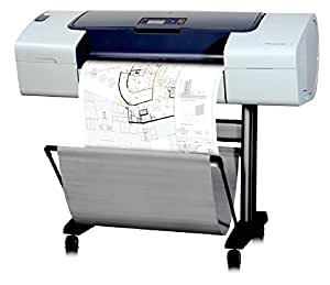 HP Designjet T620 24-in Printer - Impresora de gran formato (HP-GL/2, HP-RTL, CALS G4, HP PCL 3 GUI, Cyan, gris, magenta, negro mate, negro fotográfico, amarillo, Papel bond y recubierto, papel técnico, película, papel fotográfico, retroiluminado, autoadhesivo, 610 mm, Hasta 31,5 mil (Hasta 1.24 mil), Inyec. tinta térmica HP)
