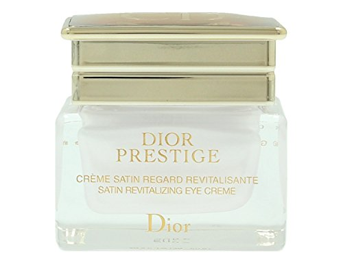 Christian Dior Satin - Skincare-Christian Dior - Prestige - Eye Care-Prestige Satin Revitalizing Eye Cream-15ml/0.5oz