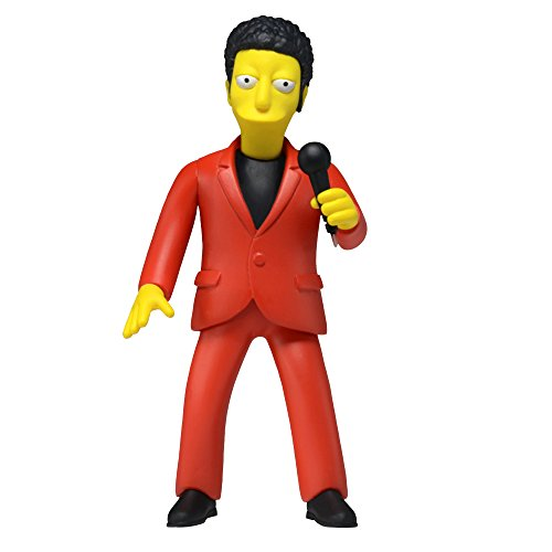 NECA Simpsons Anniversary Celebrity Action