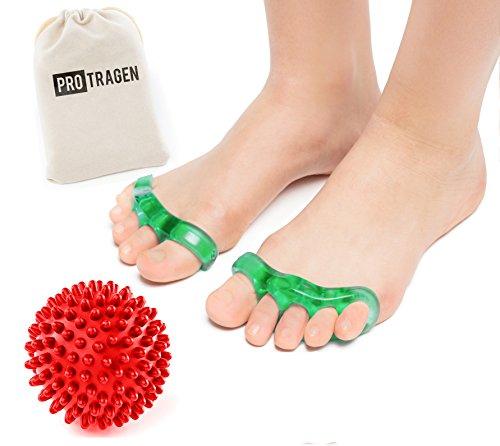 Toe Separators - Yoga Massage Ball